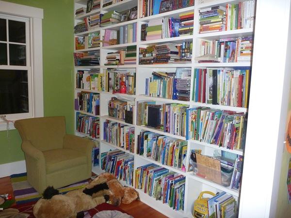 Tera bookshelf