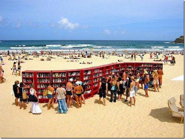 BITW Books on the Beach