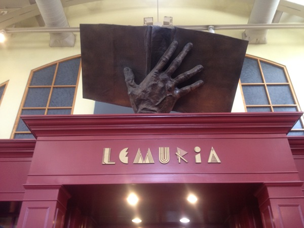 Lemuria Entrance
