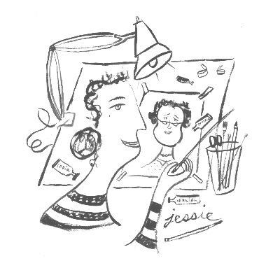 Illustrated Jessie