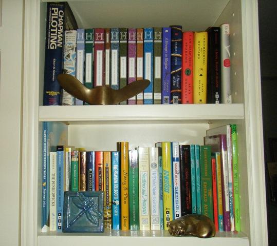 Mike Beil Bookshelf 1