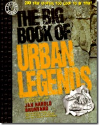 Big Book of Urban Legends