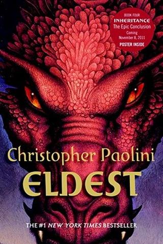 Eldest paperback