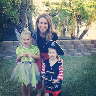 Erin & kids