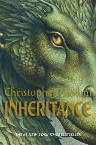 Inheritance paperback