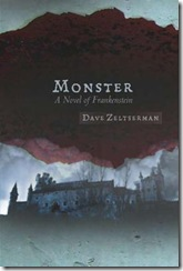 Monster A Novel of Frankenstein