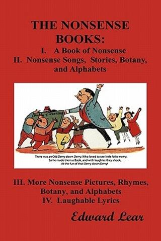 Nonsense Book Edward Lear