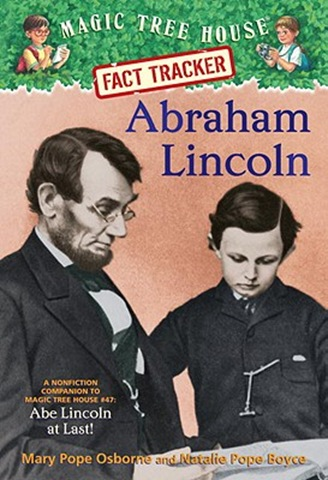 Abe Lincoln Fact Tracker