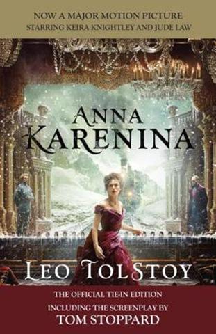Anna Karenina Vintage Ed