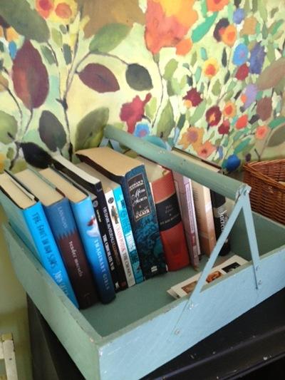 Bookshelf class books