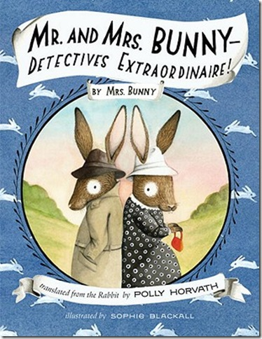 Mr and Mrs Bunny Detectives