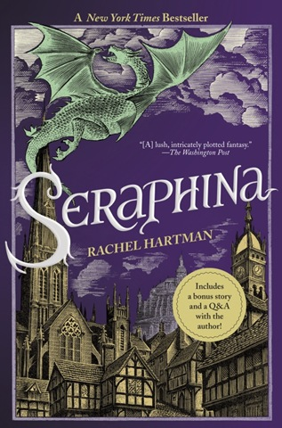 Seraphina New Cover
