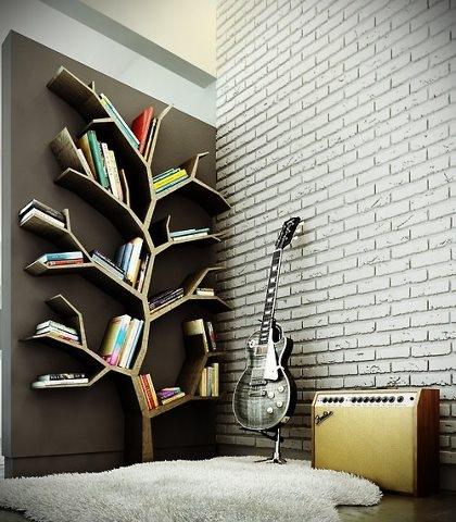 BITW Bookcase Tree