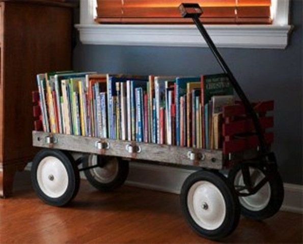 BITW Picture Book Wagon