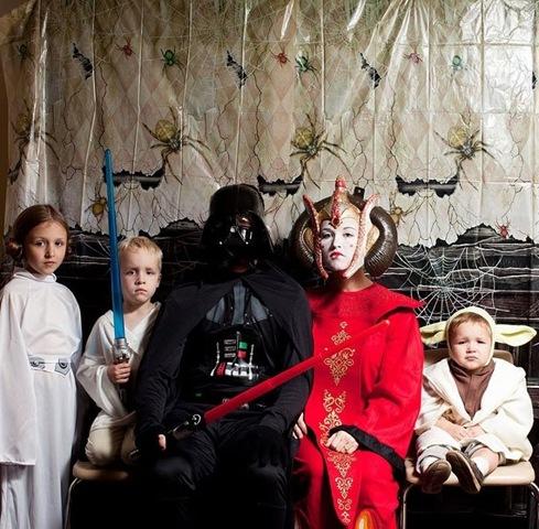 Liesl Shurtliff RAoR Star Wars Halloween