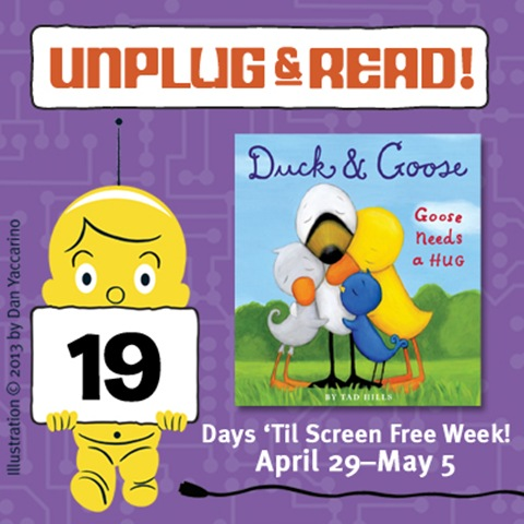19 Days - Duck and Goose_19