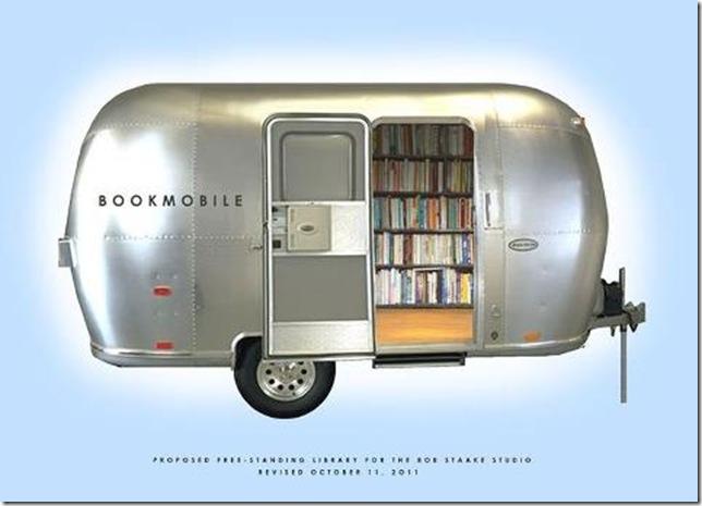 BITW Airstream Bookmobile