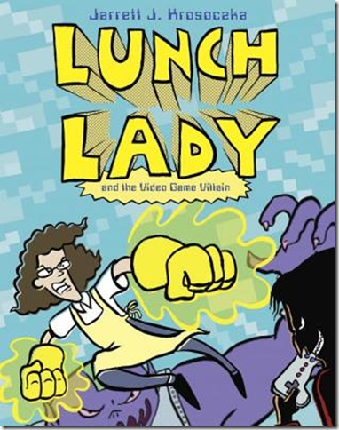Lunch Lady Video Game Villain
