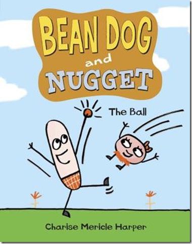 Bean Dog Ball