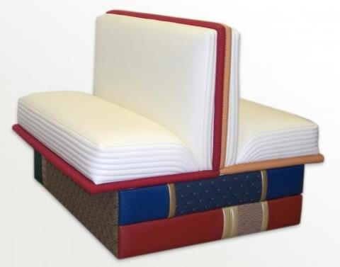 BITW Book Bench Double Sided