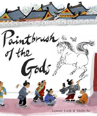 Paintbrush of the Gods