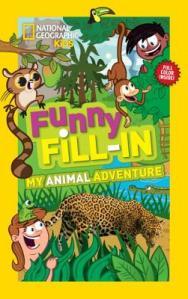 NG Funny Fillins Animals