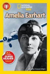 NGReader Amelia Earhart